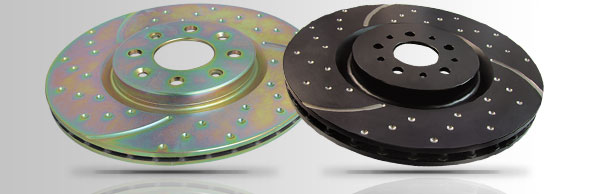 Black GEOMET coated discs are being phased in. As stocks rotate you will no longer receive gold coated discs, you will receive black ones.