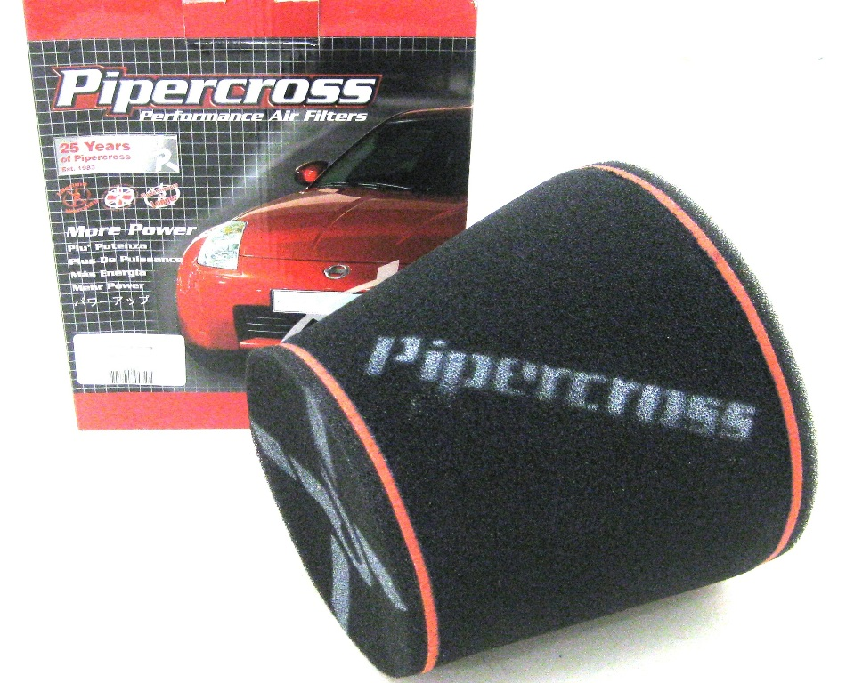 Pipercross Universal Induction Cone Air Filter
