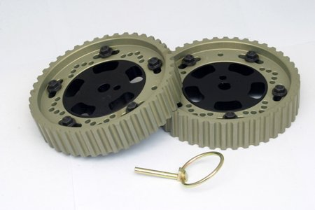 Cat Cams Camshaft Pulley 1.3/1.6 8v - Round Tooth