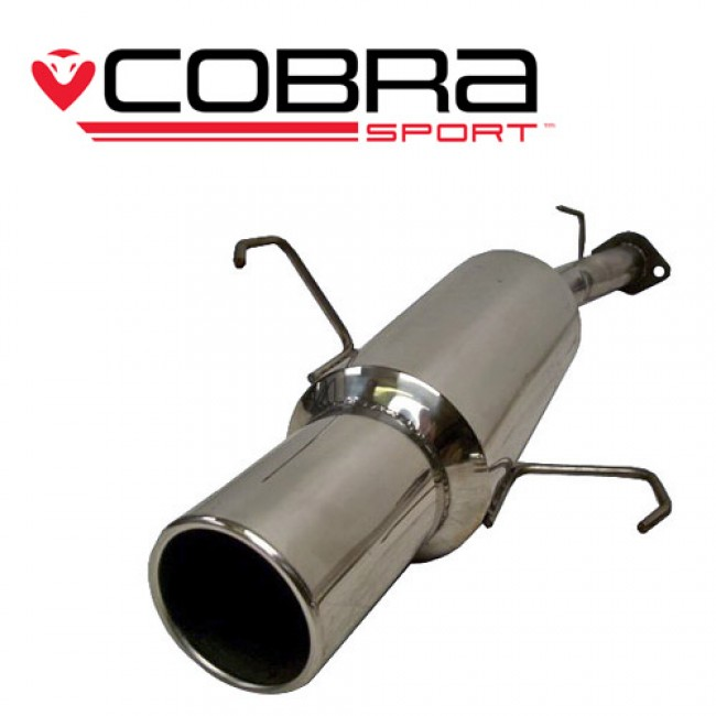 Rear Exhaust for Astra G Hatchback