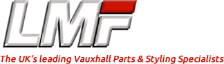 Vauxhall Parts | LMF Vauxhall - Performance parts & accessories