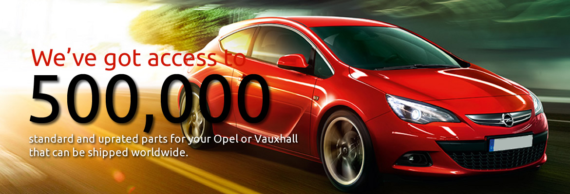 Vauxhall & Opel Tuning & Perfomance Parts